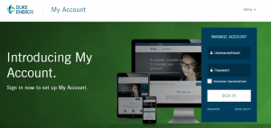 Duke Energy My Account Login