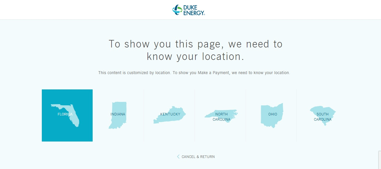Pay Duke Energy Bill Online